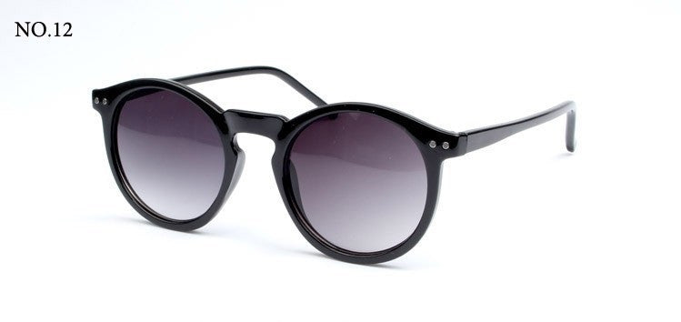 Round Sunglasses (13 Colors) - TakeClothe - 10