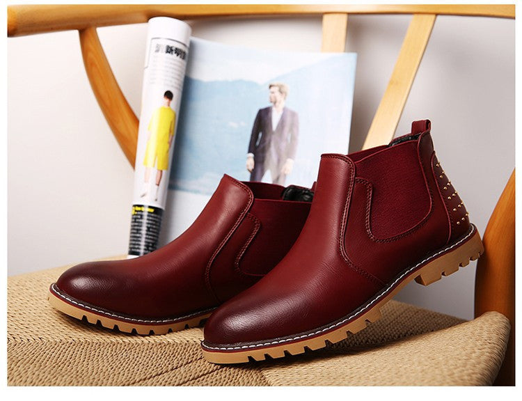 Chelsea Boots (3 Colors) - TakeClothe - 8