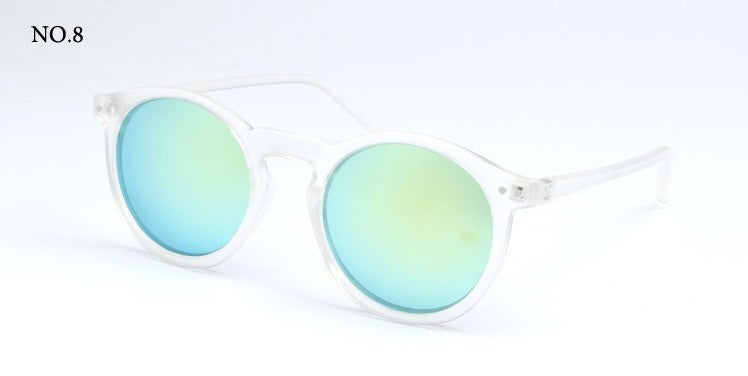 Round Sunglasses (13 Colors) - TakeClothe - 6