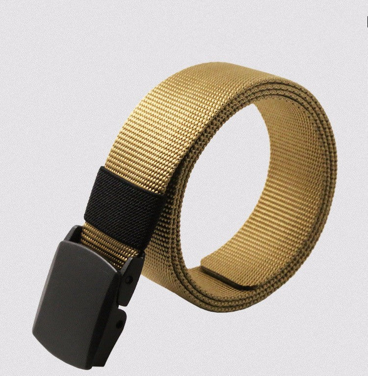 Woven Clip Belt (3 Colors) - TakeClothe - 5