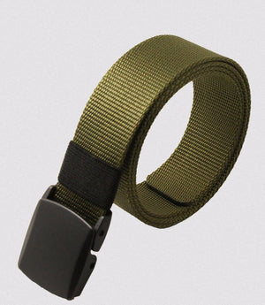 Woven Clip Belt (3 Colors) - TakeClothe - 4