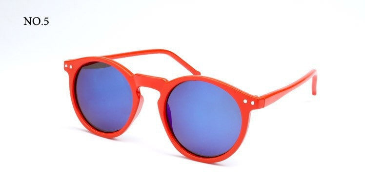 Round Sunglasses (13 Colors) - TakeClothe - 8