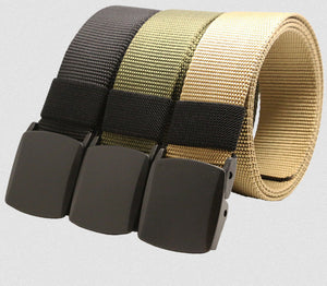 Woven Clip Belt (3 Colors) - TakeClothe - 2