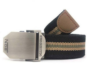 Woven Clip Belt (9 Colors) - TakeClothe - 2