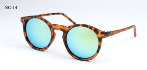 Round Sunglasses (13 Colors) - TakeClothe - 4