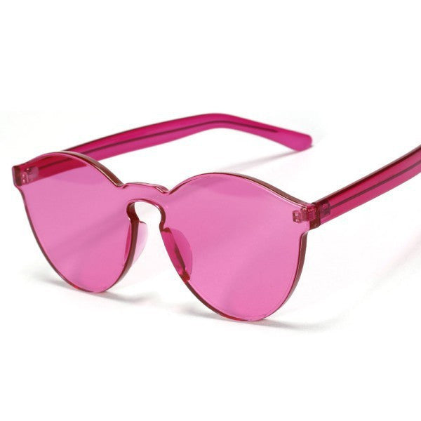 Clear Plastic Sunglasses (5 Colors) - TakeClothe - 5