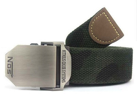 Woven Clip Belt (9 Colors) - TakeClothe - 5