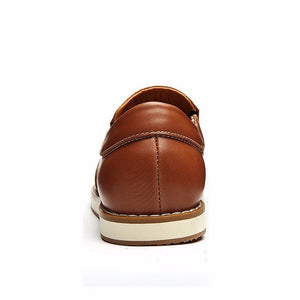 Leather Tassel Loafers (2 Colors) - TakeClothe - 4