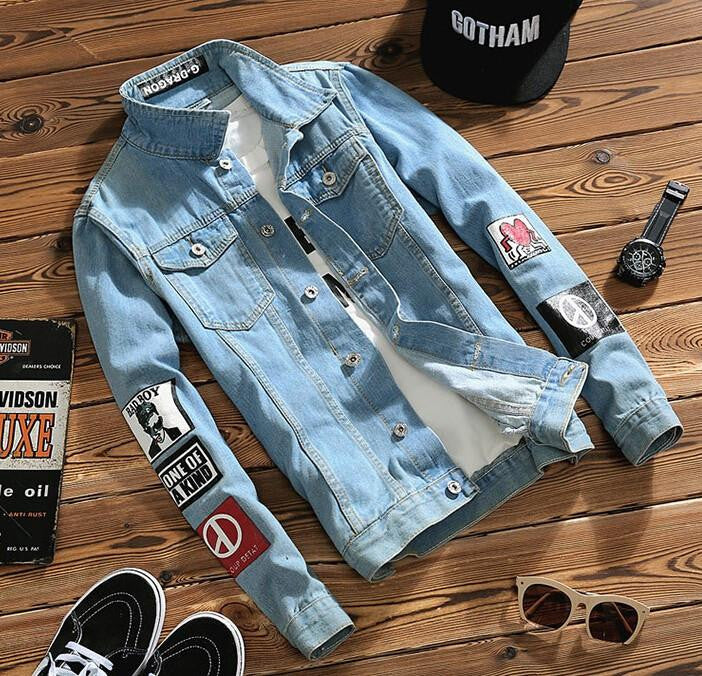 BadBoy Denim Jacket