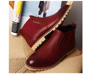 Chelsea Boots (3 Colors) - TakeClothe - 9