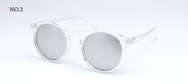 Round Sunglasses (13 Colors) - TakeClothe - 7