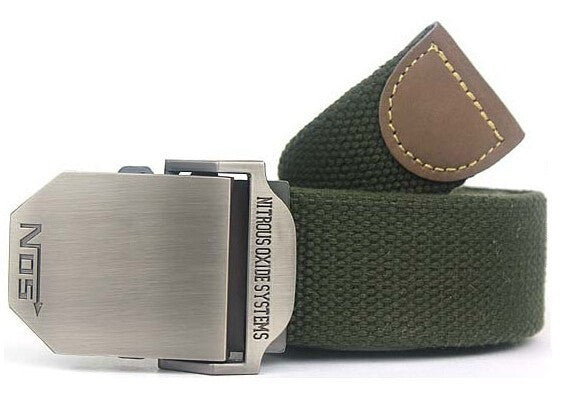 Woven Clip Belt (9 Colors) - TakeClothe - 6