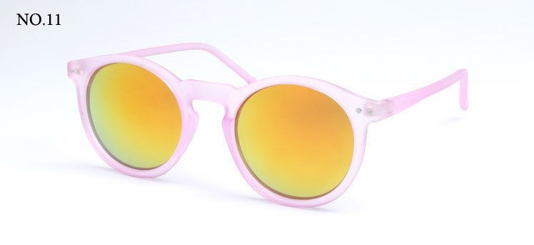 Round Sunglasses (13 Colors) - TakeClothe - 9