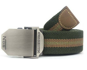 Woven Clip Belt (9 Colors) - TakeClothe - 3
