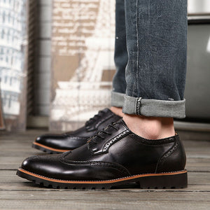 Brogue Shoes (2 Colors) - TakeClothe - 1