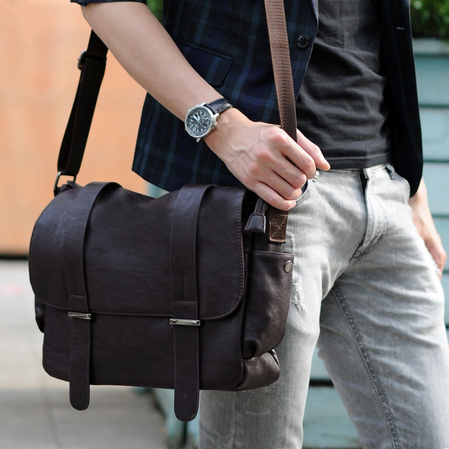 Casual Messenger Bag (2 Colors) - TakeClothe - 2