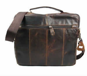Exclusive Vintage Leather Briefcase (4 Colors) - TakeClothe - 13