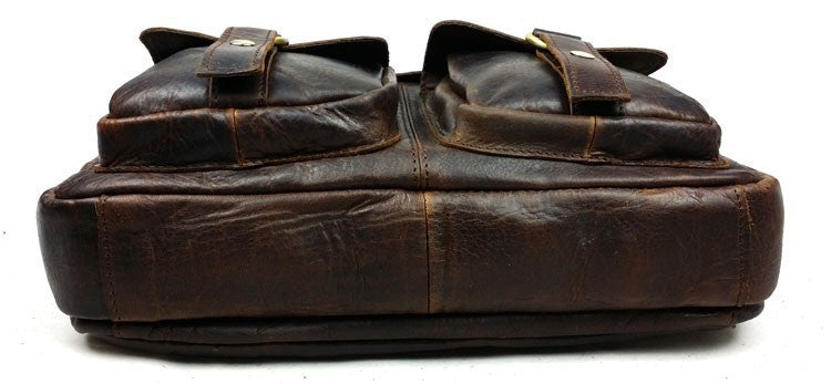 Exclusive Vintage Leather Briefcase (4 Colors) - TakeClothe - 14