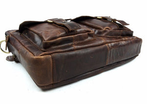 Exclusive Vintage Leather Briefcase (4 Colors) - TakeClothe - 15