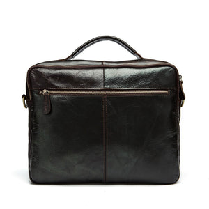Exclusive Vintage Leather Briefcase (4 Colors) - TakeClothe - 4