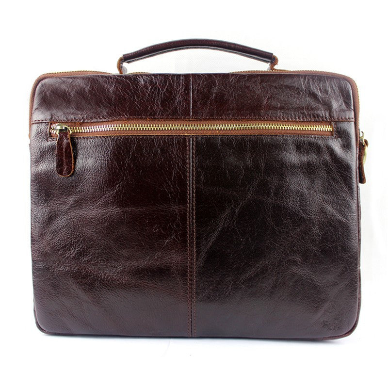 Exclusive Vintage Leather Briefcase (4 Colors) - TakeClothe - 7