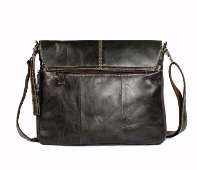 Leather Briefcase Bag - TakeClothe - 2