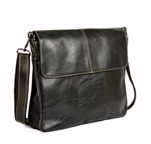 Leather Briefcase Bag - TakeClothe - 3