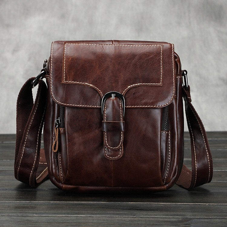 Leather Flight Bag - TakeClothe - 1