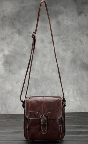 Leather Flight Bag - TakeClothe - 2
