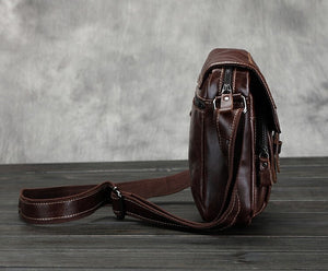 Leather Flight Bag - TakeClothe - 3