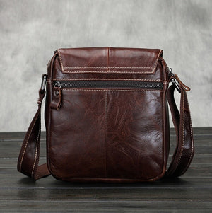 Leather Flight Bag - TakeClothe - 4