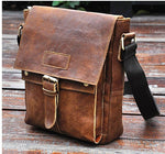 Vintage Leather Flight Bag - TakeClothe - 1