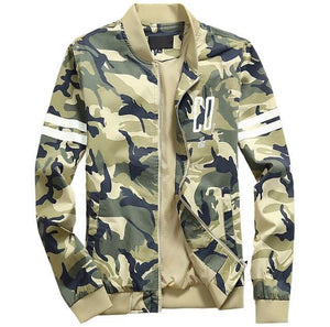 Bomber Army Jacket (2 colors)