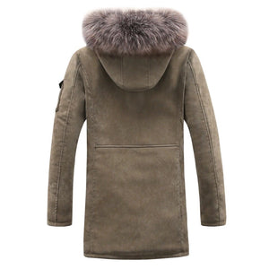 Winter Parka Jacket (2 colors)