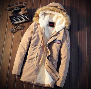 Aviator Parka Jacket (4 colors)