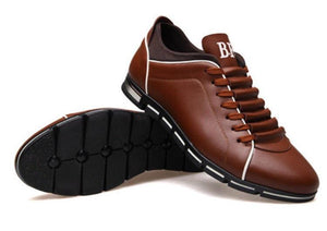 B.F. Classic Oxford Leather Shoes (2 Colors)