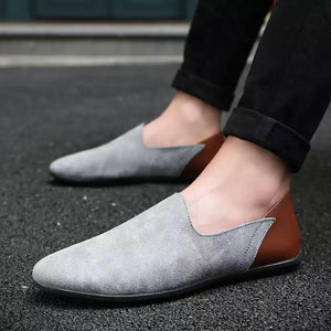 Suede Loafers (4 colors)