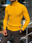 Marina Slim Fit Turtleneck Sweater (3 Colors)