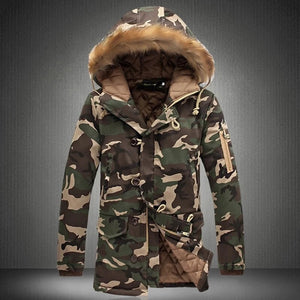 Army Parka Jacket (2 colors)