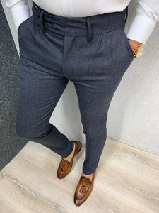 Kingston Navy Slim Pants