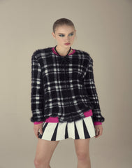 Zibeline short skirt