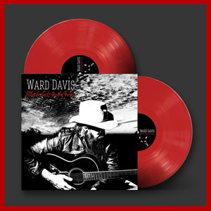 Black Cats and Crows - Red Vinyl