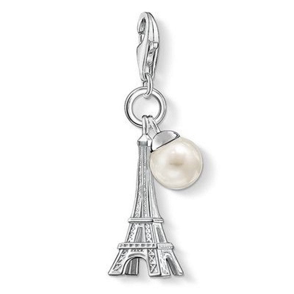 Eiffel Tower Charm Pendants