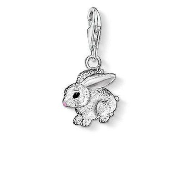 Sterling Silver Animal Charm Pendants