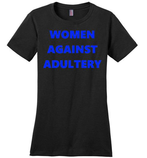 Women Against Adultery