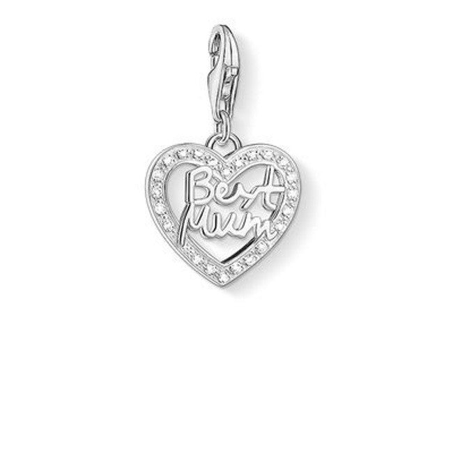 Sterling Silver Family Logo Charms/Pendants