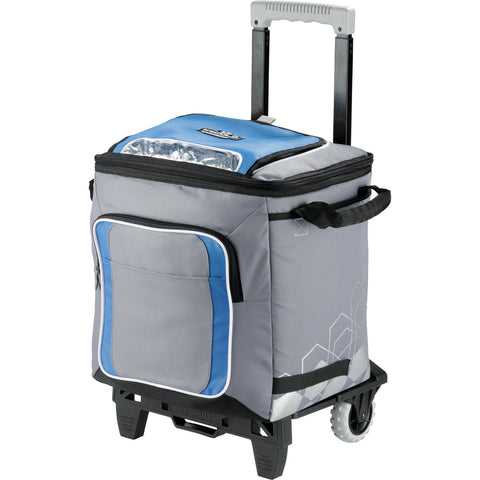 50 Rolling Cooler Bag on Wheels