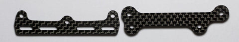 BLACK CARPET EDITION P12 Servo Mounting Plate for 96x0 - West Coast R/C Works