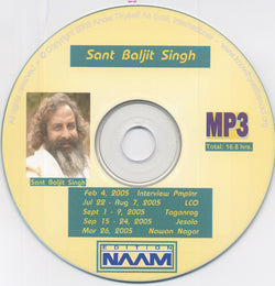 MP3 CD Sant Baljit Singh 2005