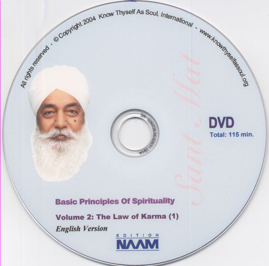 Basic Principles of Spirituality Vol. 2